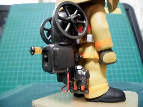 イージーオーダー消防士衣装 事例