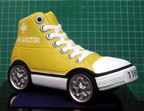 フルオーダーCIフィギュア 製品画像 スニーカー車 工房空良