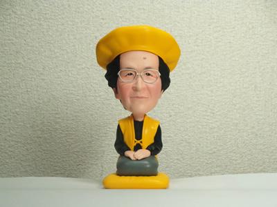 長寿祝い(賀寿)そっくり人形 米寿バージョン