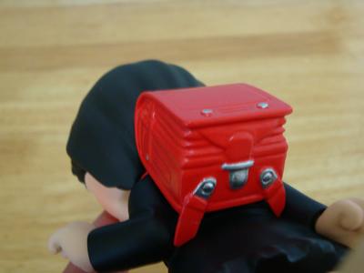 お子様入学記念そっくり人形 ランドセルアップ