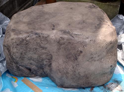 FRP 擬岩 製作 工房空良