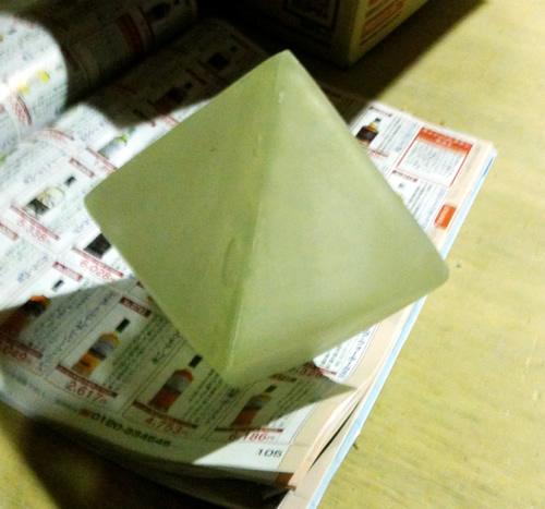 透明樹脂パーツ 製作 工房空良